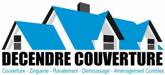 Decendre Couverture – Le spécialiste de la couverture à Valenciennes Logo