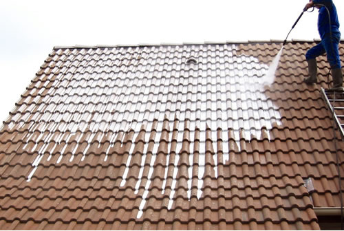 Valenciennes nettoyage demoussage toiture toit